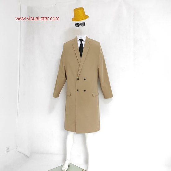 Mr invisiable performance costume
